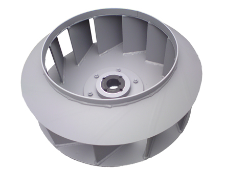 Backward Curved Impellers Backward Curved Fan